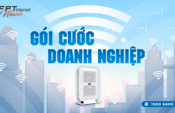 Lắp internet FPT Cho Doanh Nghiệp