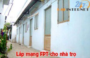 Lắp internet FPT cho phòng trọ